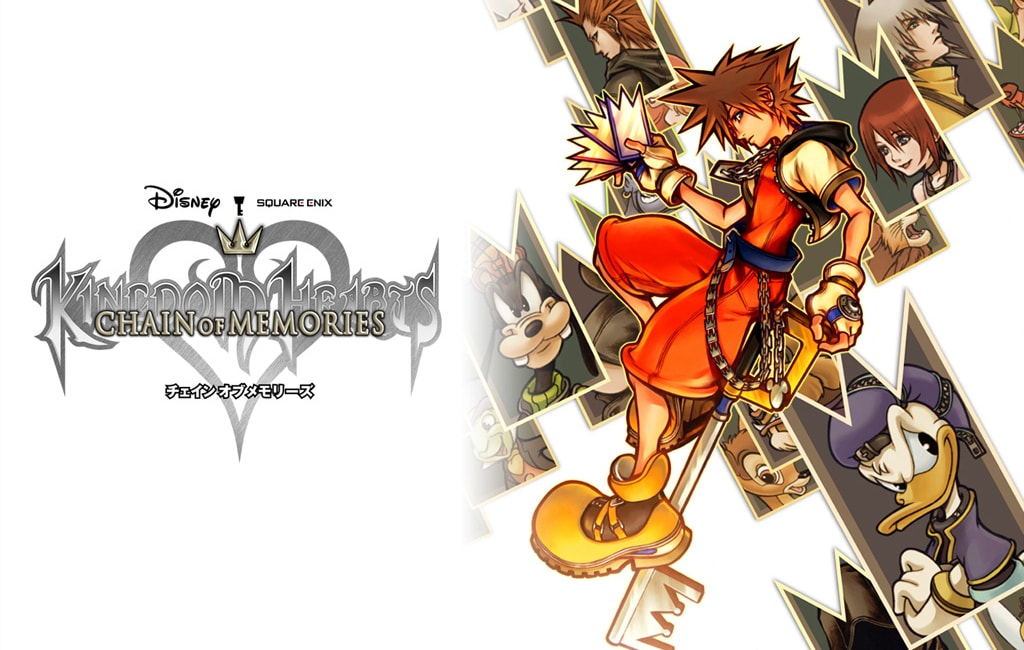 Kingdom Hearts: Chain of Memories Soundtrack