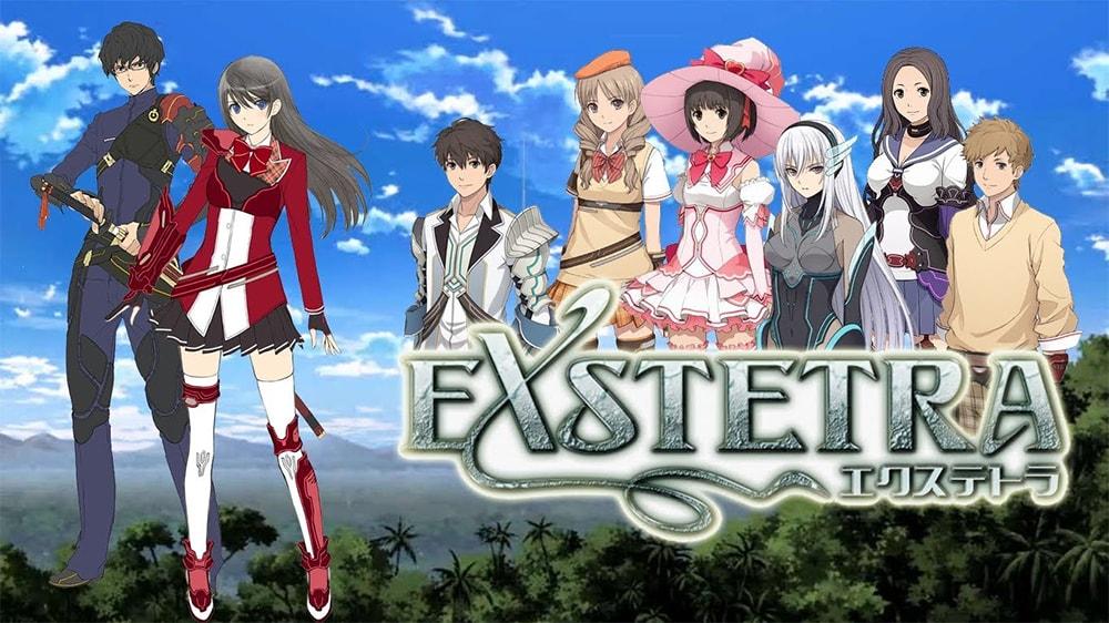 Exstetra Soundtrack