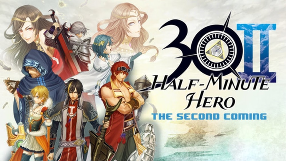 Half-Minute Hero: The Second Coming Soundtrack