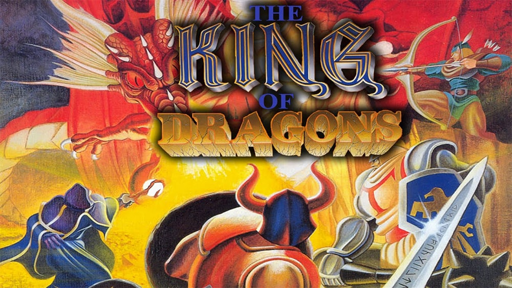 The King of Dragons Soundtrack