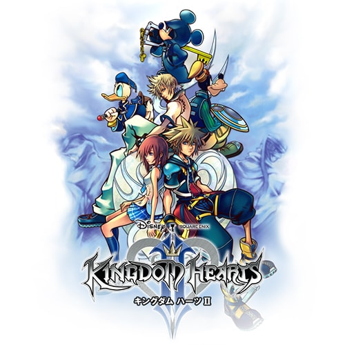 Kingdom Hearts 2 Soundtrack