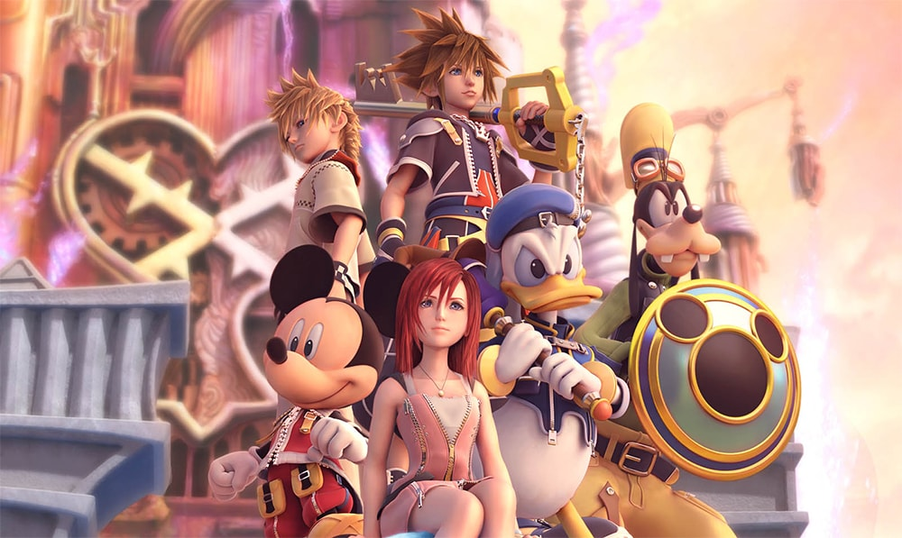 Kingdom Hearts II Soundtrack