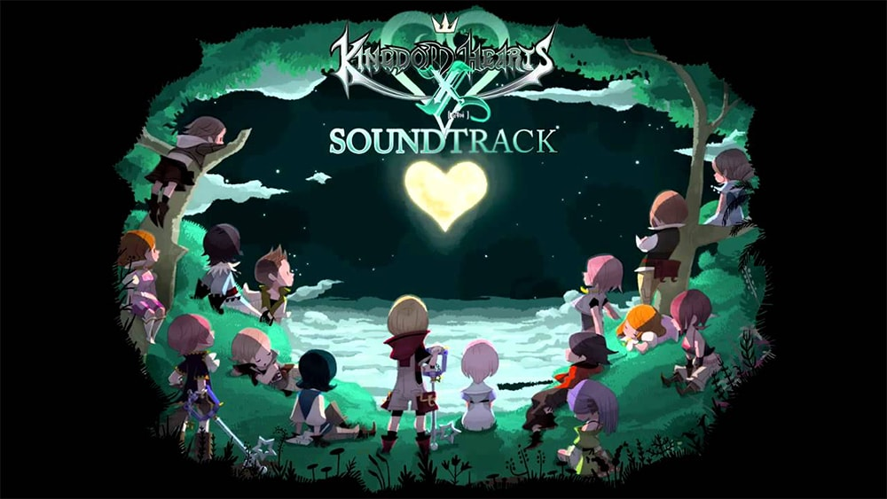 Kingdom Hearts χ Soundtrack