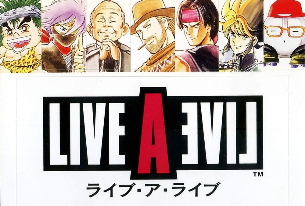 Live A Live Soundtrack