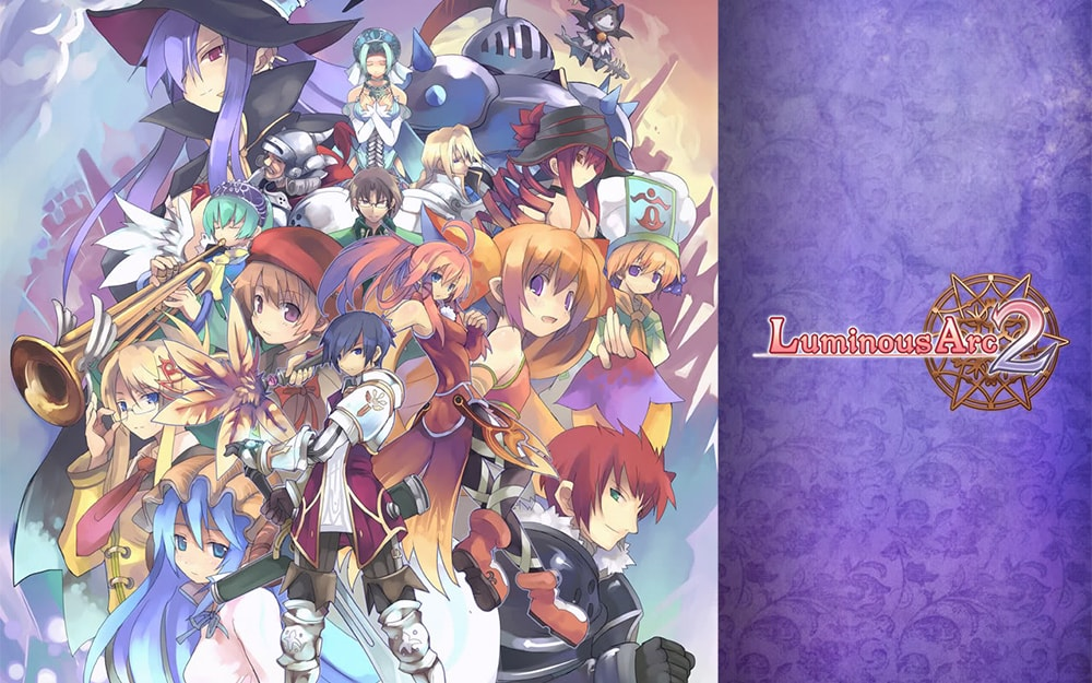 Luminous Arc 2 Soundtrack