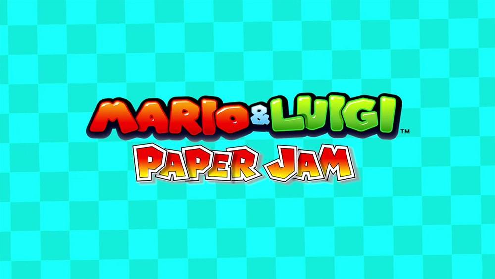 Mario & Luigi: Paper Jam Soundtrack