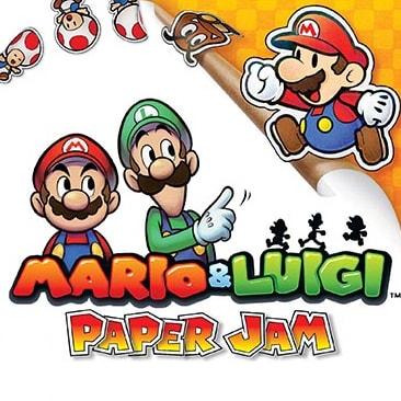 Mario & Luigi: Paper Jam (2015)