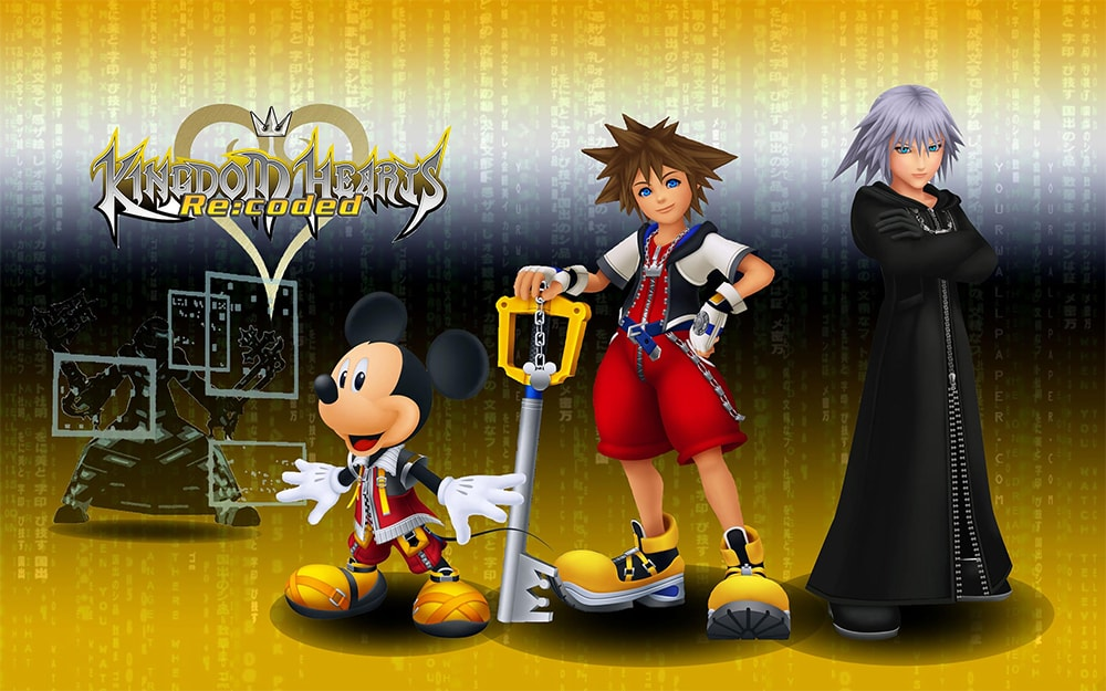 Kingdom Hearts Re:coded Soundtrack