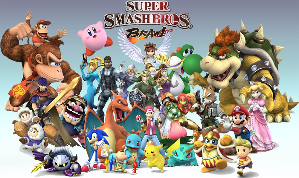 Super Smash Bros. Brawl Soundtrack