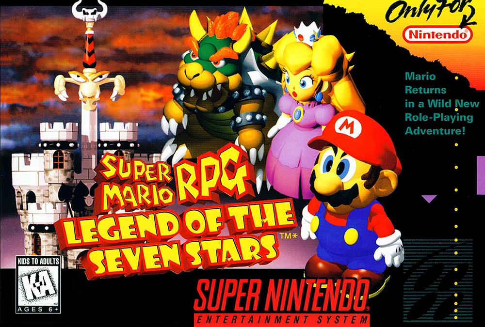 Super Mario RPG Soundtrack