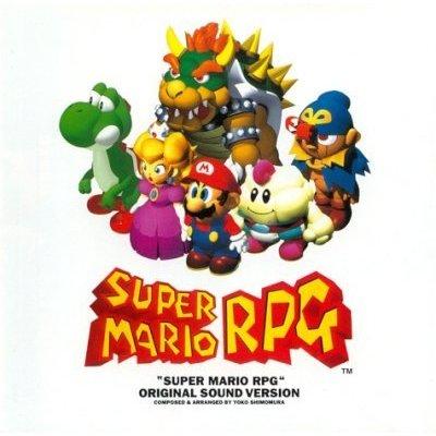 Super Mario RPG (1996)